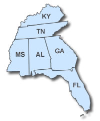 Atlanta Southeast region