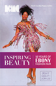 TRIAD CHAPTER - Docent-led tour of Inspiring Beauty: 50 Years of Ebony Fashion Fair